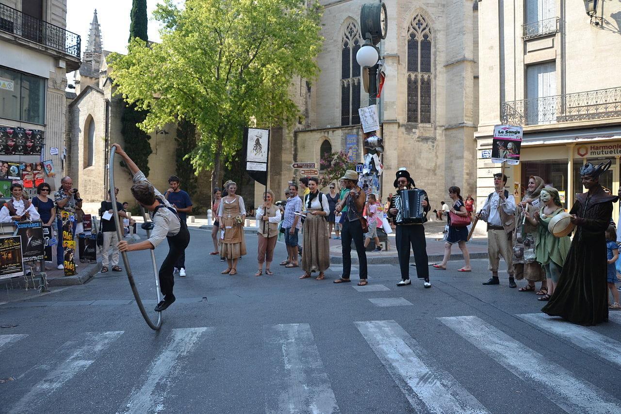 Oferta del festival Hotel Cloître Saint-Louis Avignon