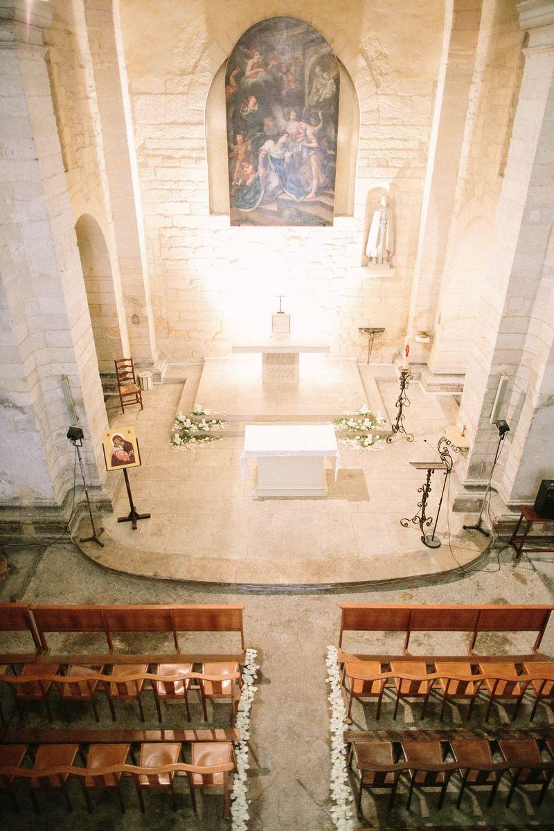 Wedding Chapel Cloitre Saint-Louis Hotel Avignon