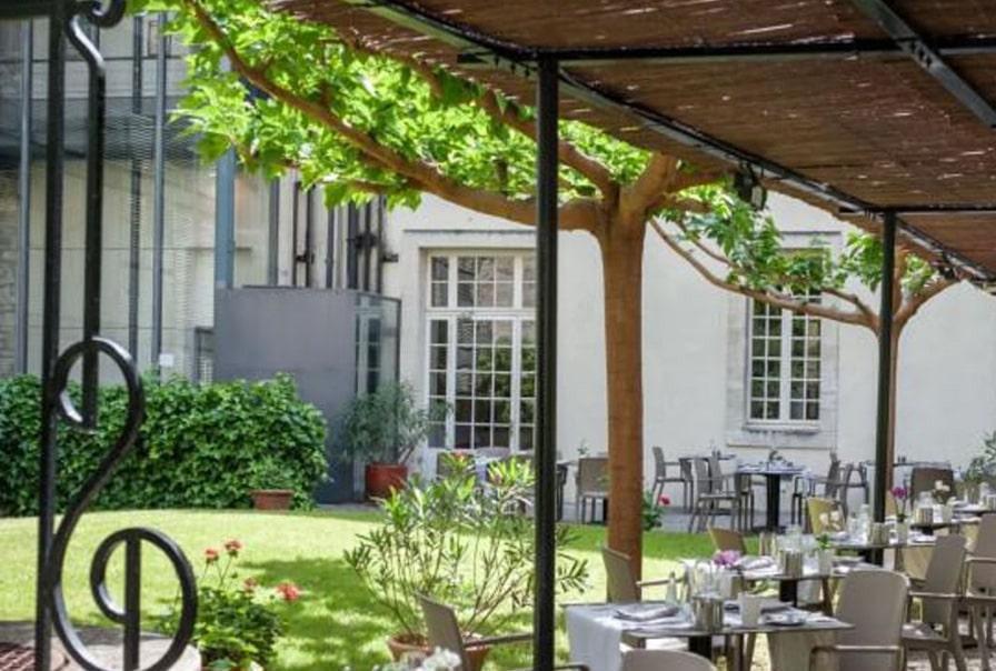 seminaire avignon hotel cloitre saint louis