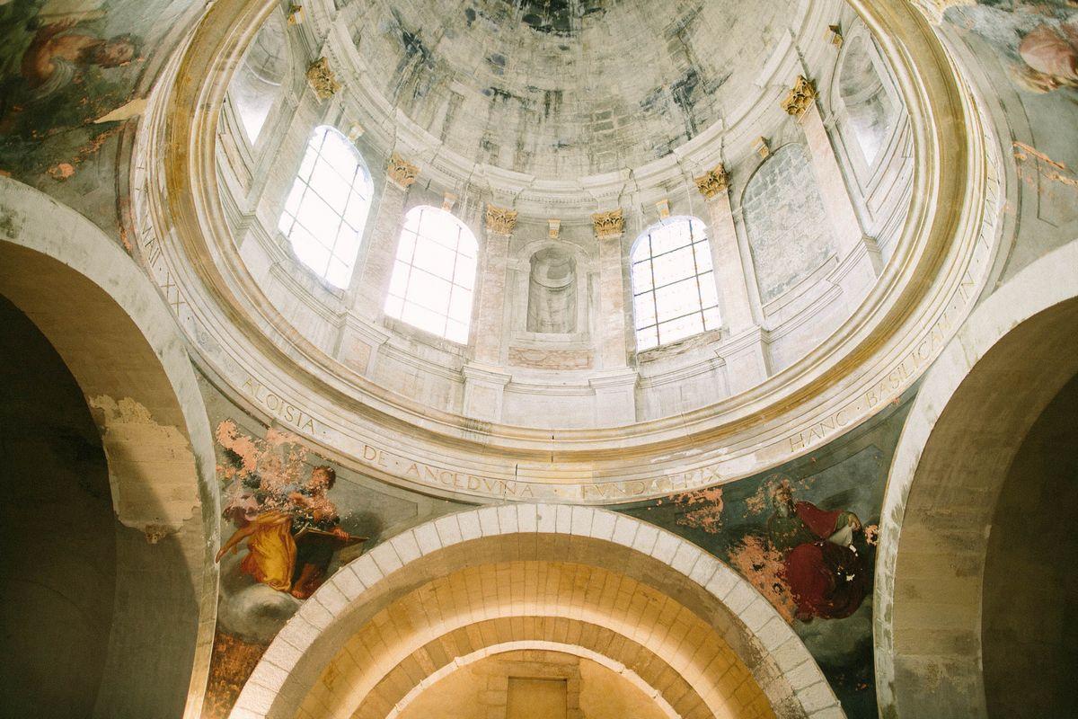 Chapelle Cloitre Saint Louis Hotel Avignon