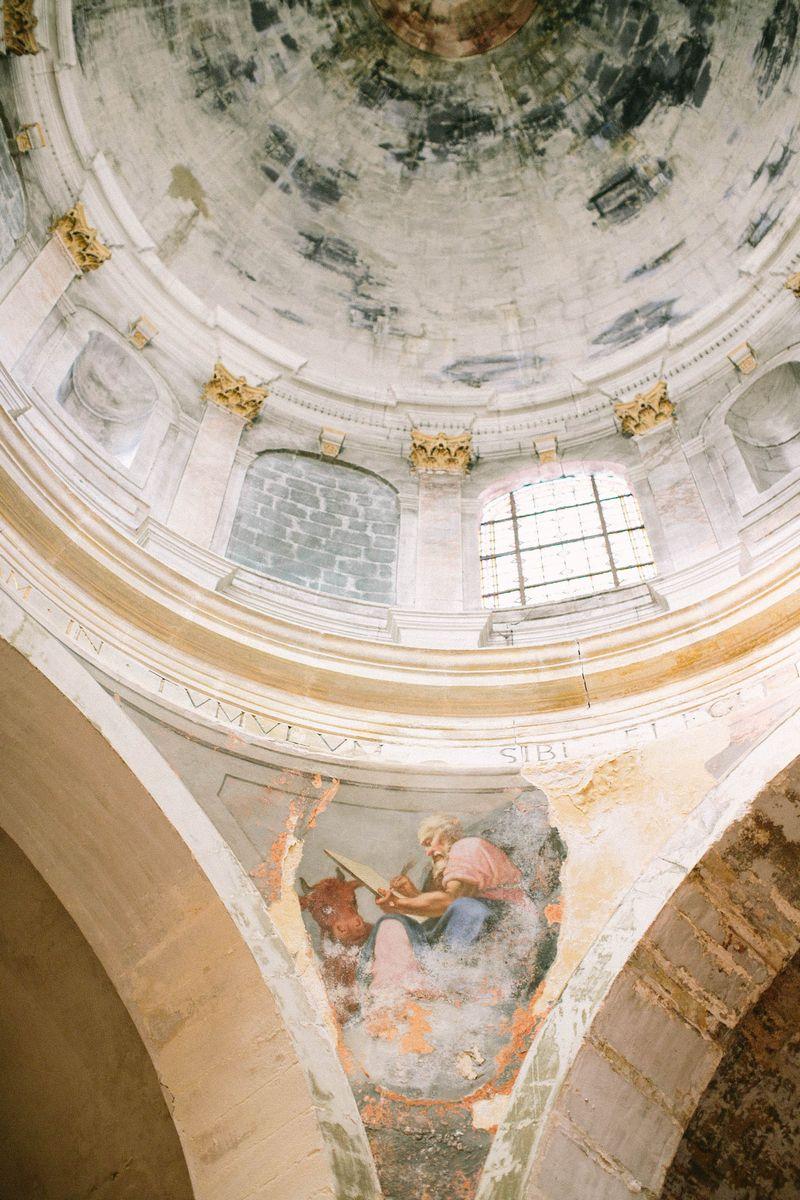 Chapel Cloister Saint-Louis Hotel Avignon