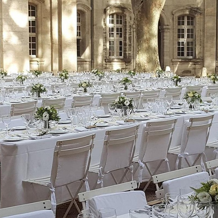Weddings & receptions Avignon -  hotel Cloitre Saint-Louis